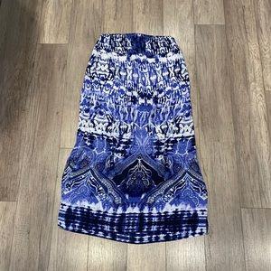 Express Maxi Skirt